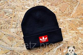 Зимняя Шапка Adidas Originals / Адидас, фото 3