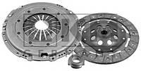 Комплект щеплення VW CADDY 04-/SKODA OCTAVIA 1,9 TDI 04- версія маховика LUK415025010