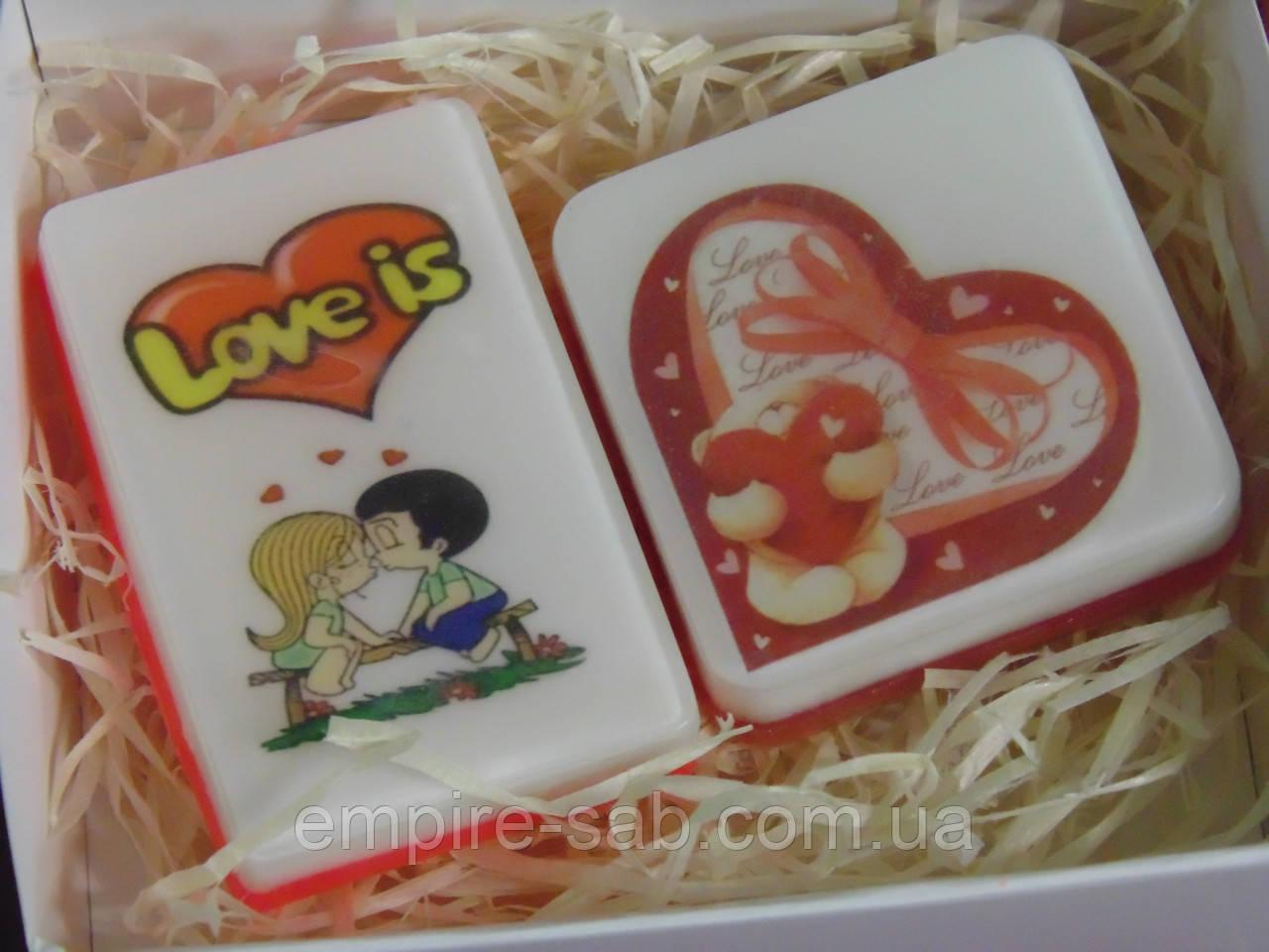 Подарочный набор для влюбленных