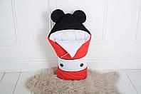 """Демисезонный конверт - одеяло для малыша """"Микки Маус"""""""