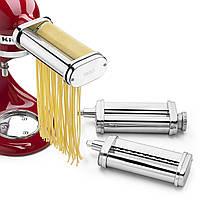 Набор роликовых ножей для лазаньи, спагетти, лапши KitchenAid KSMPRA