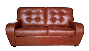 """Кожаный диван, двухместный """"Vincent"""""""