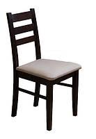 Прочный деревянный стул из массива хвойных пород деревьев. Модель ЖУР-1