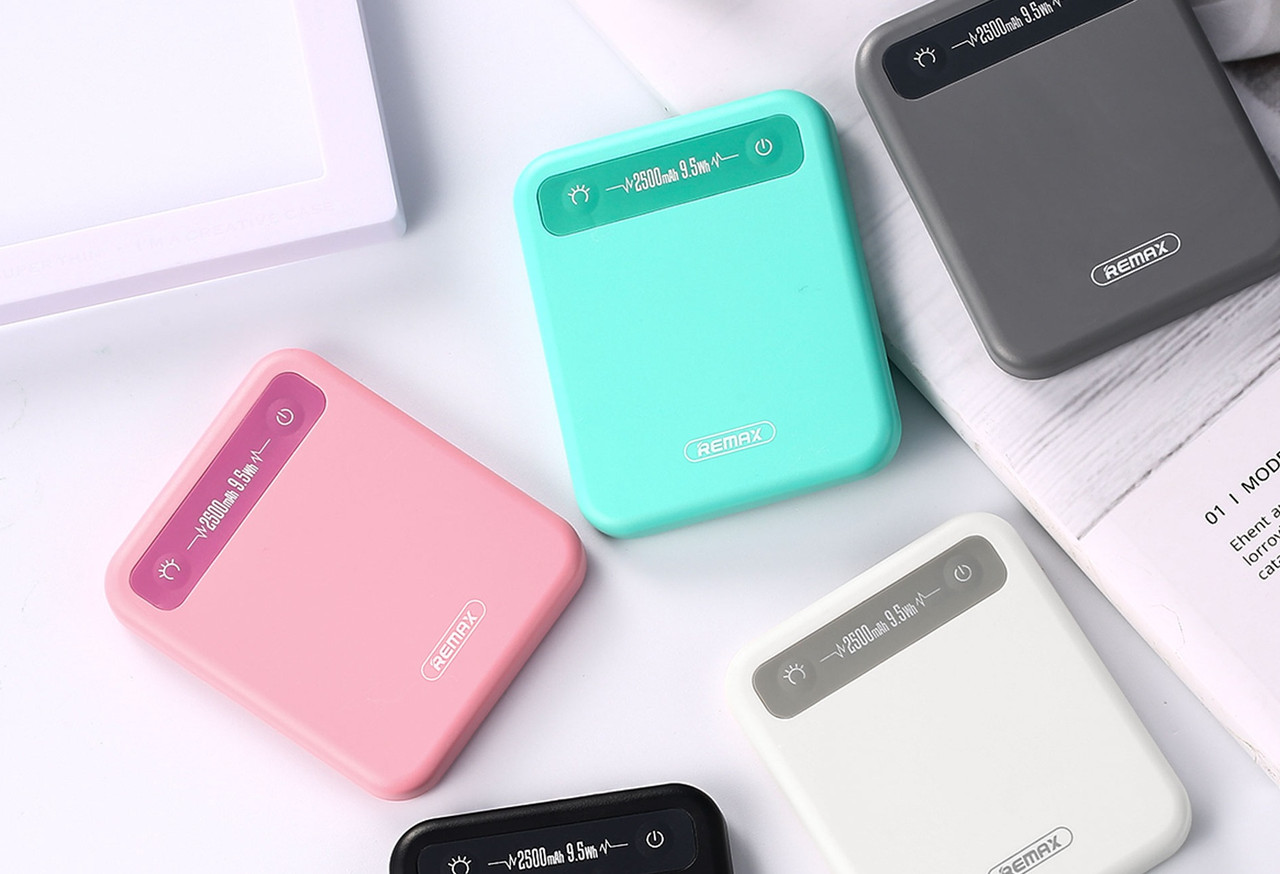 ÐаÑÑинки по запÑоÑÑ REMAX 2500MAH PINO POWER BANK RPP-51 (ÐÐÐÐÐ)