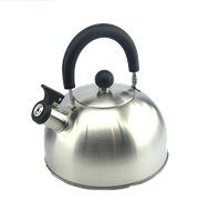 Чайник 2л хром + свисток