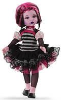 Кукла Paola Reina Монстрик розовый 32 см (04691)