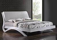 """Кровать двуспальная из натурального дерева """"Эвита"""""""