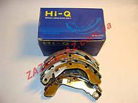 Колодка тормозная задняя HI-Q Корея Ланос Lanos Сенс Sens оригинал SA055