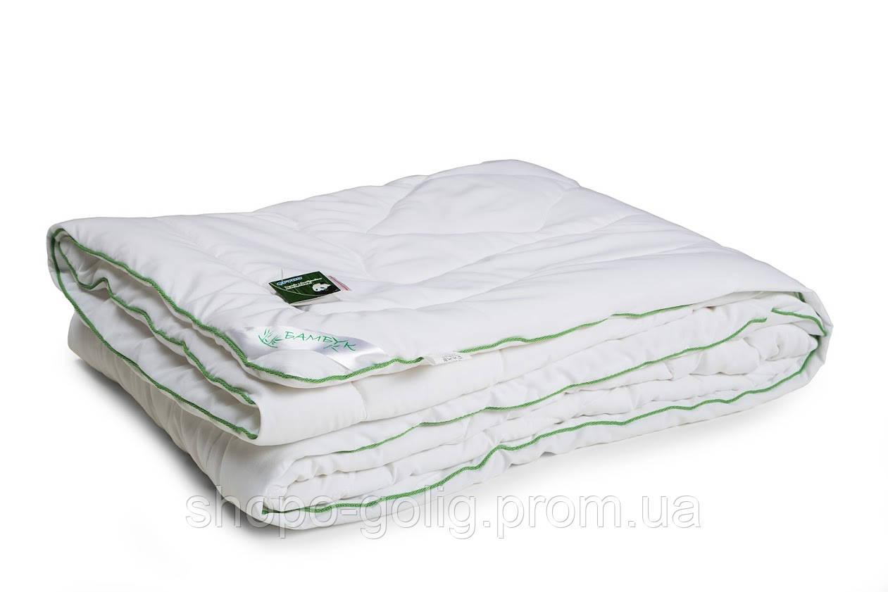 Бамбуковое Одеяло 52БКУ Белое 140х205 См