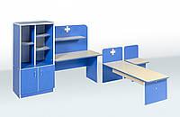 """Ігрові меблі """"Лікарня"""""""