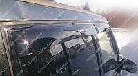 Ветровики окон Сузуки Гранд Витара 1 3d (дефлекторы боковых окон Suzuki Grand Vitara I)