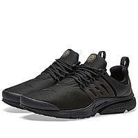 Оригинальные  кроссовки Nike Air Presto Essential Black & Black