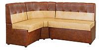 Олимп кухонный уголок Мебель-Сервис 880х1660-1270х590 мм
