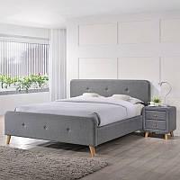 Деревьянная кровать Malmo
