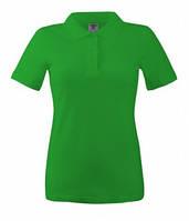 Женская футболка Поло 180-ЗЛ