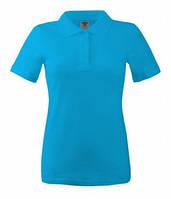 Женская футболка Поло 180-ЗУ