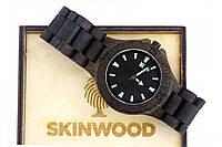 Эксклюзивные деревянные наручные часы BlackWood, фото 1