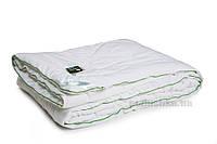Одеяло демисезонное в тиковом чехле Руно с бамбуковым волокном 172х205 см