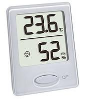 Термогигрометр цифровой TFA 30504102, белый