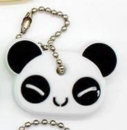 Панда брелок на ключи, фото 1
