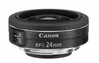 Объективы Canon EF-S 24mm f/2.8 STM