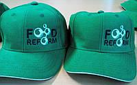 Кепка с логотипом, печать на кепках, вышивка на кепке