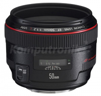 Объективы, Canon EF 50mm f/1.2L USM