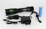 Тактический ручной фонарь Police BL-1826 T6