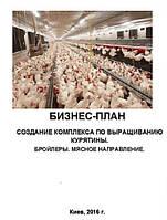 Бизнес – план (ТЭО). Птицефабрика. Бройлеры. Производство куриного мяса и субпродуктов. Цех убоя и фасовки