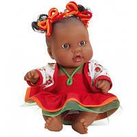 Кукла-пупс Paola Reina мулатка Хебе 22 см без коробки (31114)