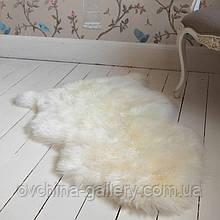 Овеча Шкура біла размер130х80