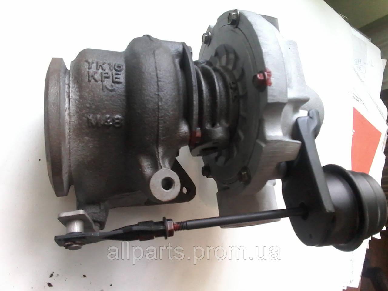 Турбина на Renault Trafic 2.0DCI, производитель - Garrett 762785-5004S