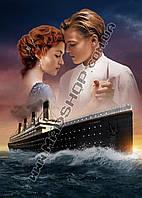 Картина 40х60 см Титаник Постер