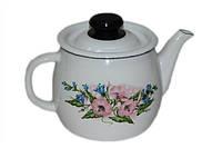 Чайник эмалированный 1л