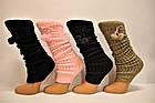 """Гетры женские цветное ассорти вязанные шерстяные """"Кardashler"""" 12 пар ГЗ-1385, фото 4"""