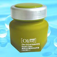 Крем увлажняющий для жирной кожи Olive 25026