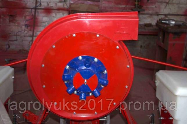 Вал верхний в сборе (вентилятор) СУПН, УПС, , фото 2