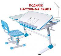Комплект Стол трансформер fundesk 120см и стул растущий, фото 1