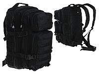 Тактический рюкзак Mil-Tec 36L цвет черный
