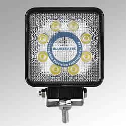 LED Прожектор PL-24W-YJ(30-60°) Led working light (1600Lm) 9-32v IP65