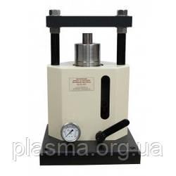 Chemplex SpectroPress Series 12T: Ручной 12 тонный, гидравлический пресс