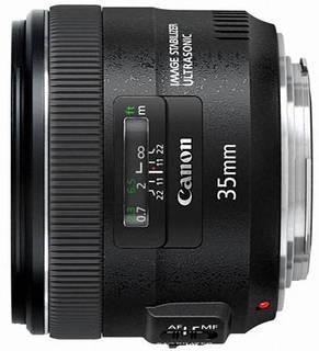 Об'єднання єктив Canon EF 35mm f/2 IS USM, фото 2