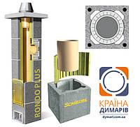 Керамический дымоход SCHIEDEL-UNI (Рондо Плюс) диаметр 12см