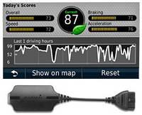 Датчик до GPS-навігатора Garmin ecoRoute HD