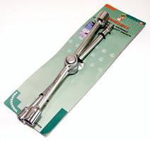 Ключ баллонный крестообразный 14'', 17, 19, 21 мм, 1/2''DR