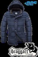 Зимние мужские куртки больших размеров Braggart