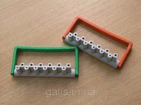 Подставка для боров пластмассовая (12 шт)