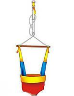 Прыгунки для детей от 3 месяцев до 1,5 лет (качели, тарзанка) ТМ SportBaby Разноцветный Прыгунки (0,5-1,5)