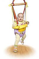 Прыгунки с обручем для детей от 3 месяцев до 1,5 лет (сиденье-штанишки) ТМ SportBaby Разноцветный Прыгунки -3