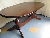 Стол Орион (1,60 м.) раскладной (венге, темный орех, светлый орех)